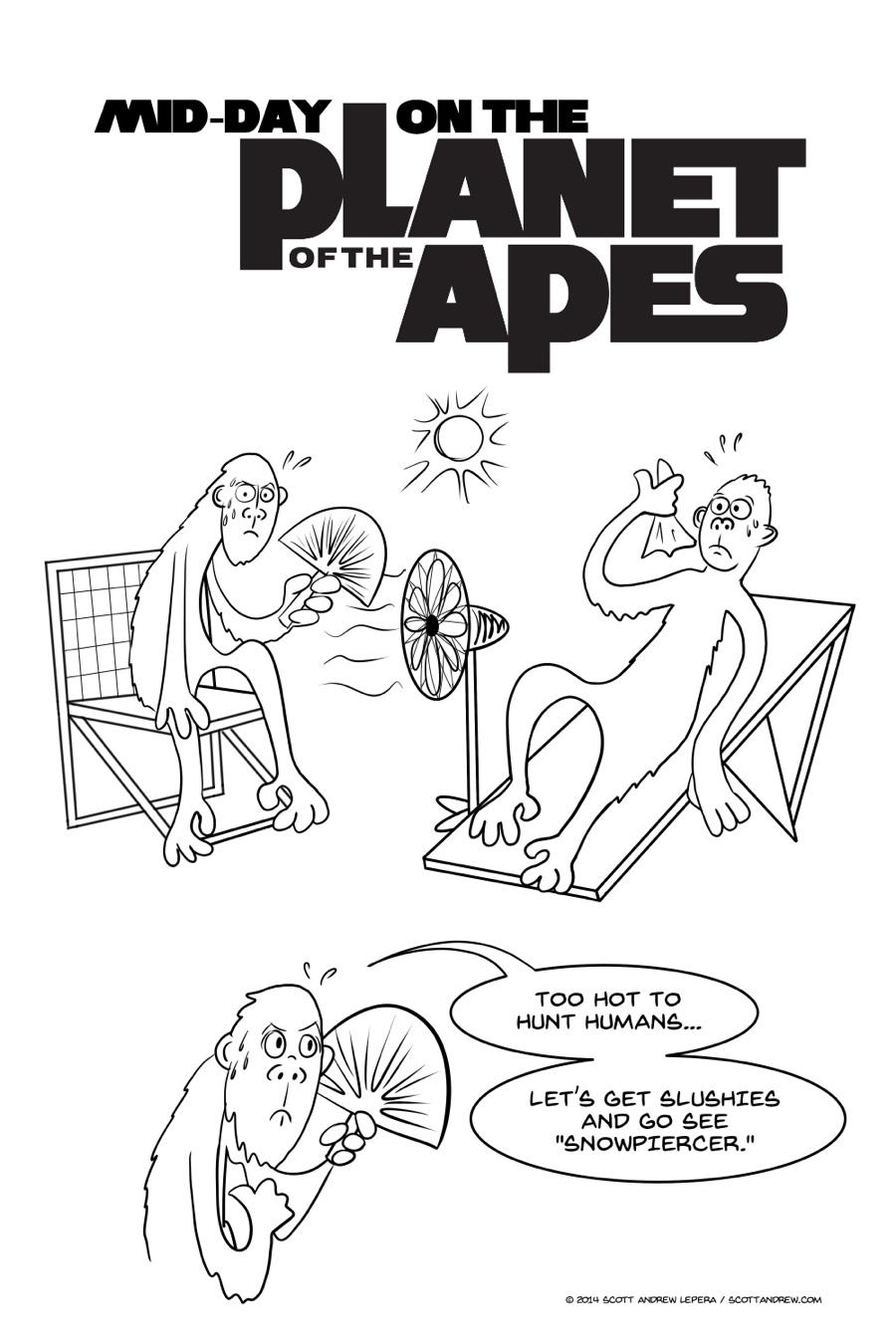 middayapes