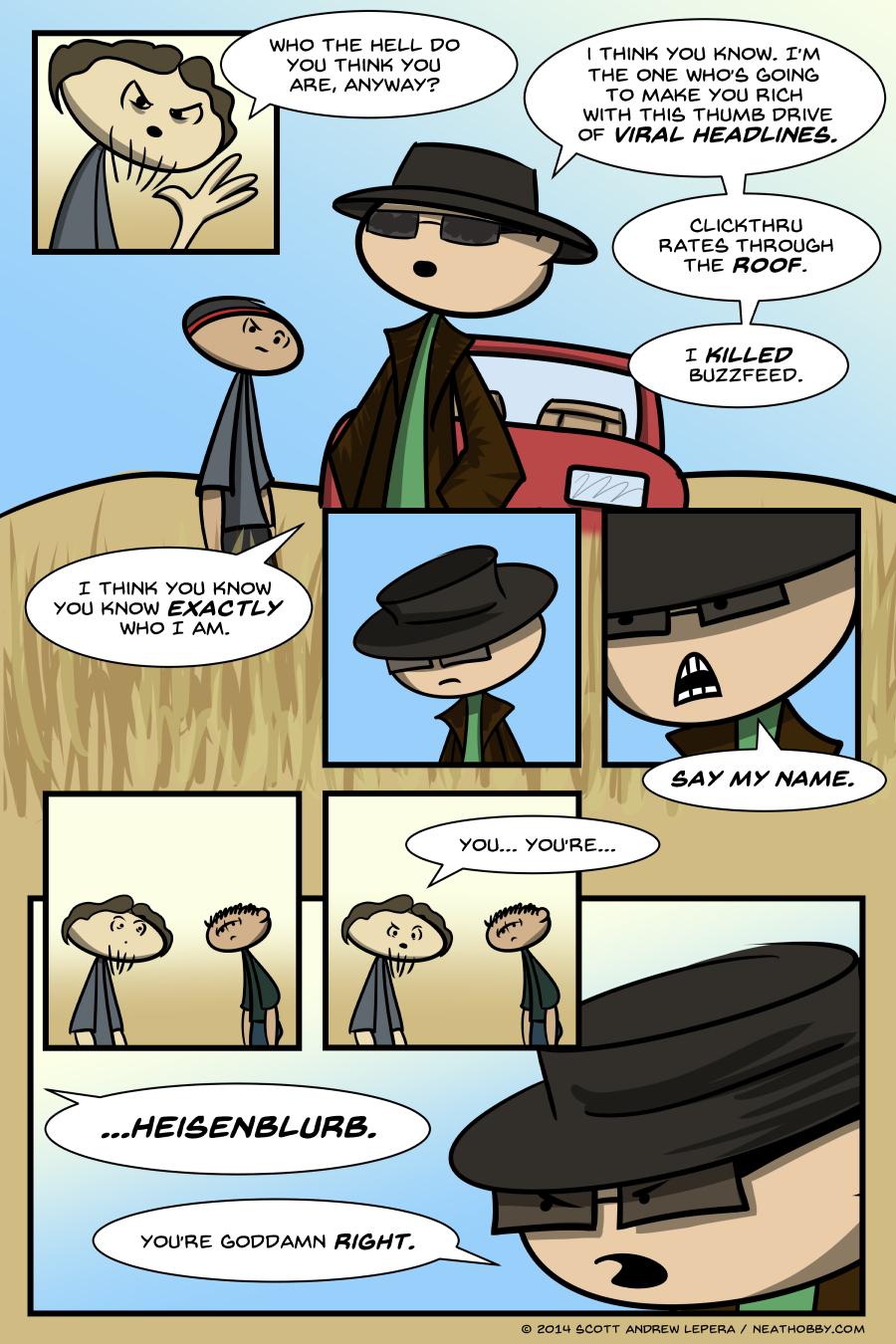 Comic: Baiting Bad - Part 2